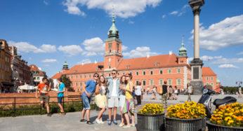 Les trois capitales polonaises