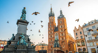 Cracovie la Royale
