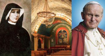 Sur les traces de Jean-Paul II et sœur Faustine en Pologne du Sud