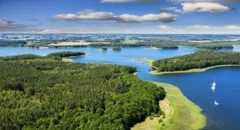 La Pologne naturellement